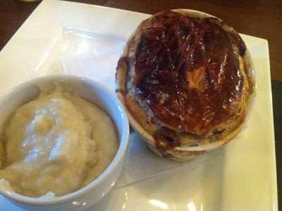 The Rivington Pub and Grill, Blackrod - Steak and Ale Pie