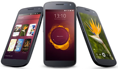Ubuntu OS untuk mobile smartphone