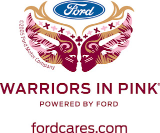 Ford Warriors In Pink at Gresham Ford