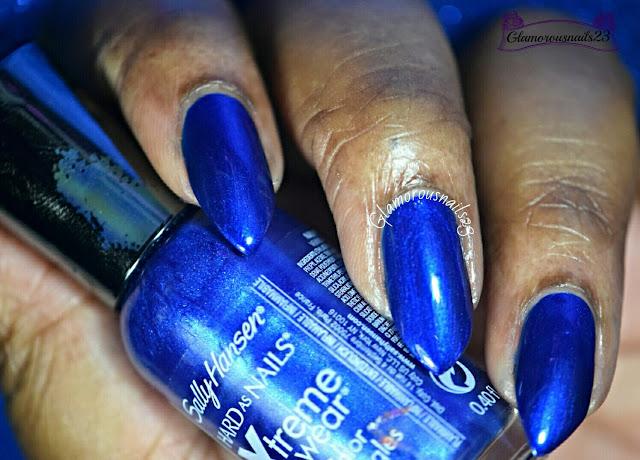 Sally Hansen Xtreme Wear Blue It!