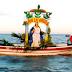 Festival acuático en homenaje a la Purísima en Nicaragua