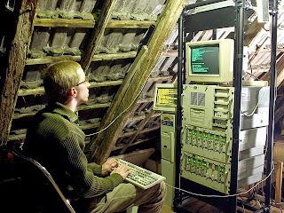 dingy computer haven