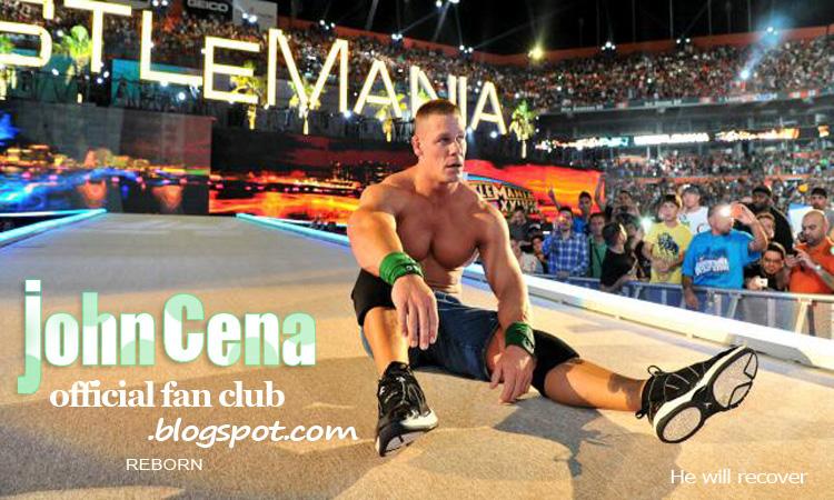 John Cena Fan Club
