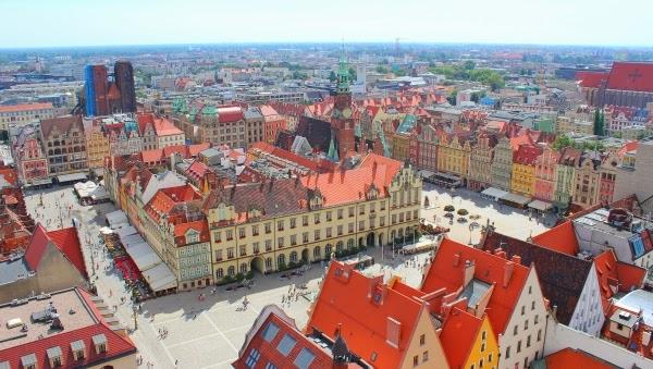 Weekend czerwcowy Wrocław