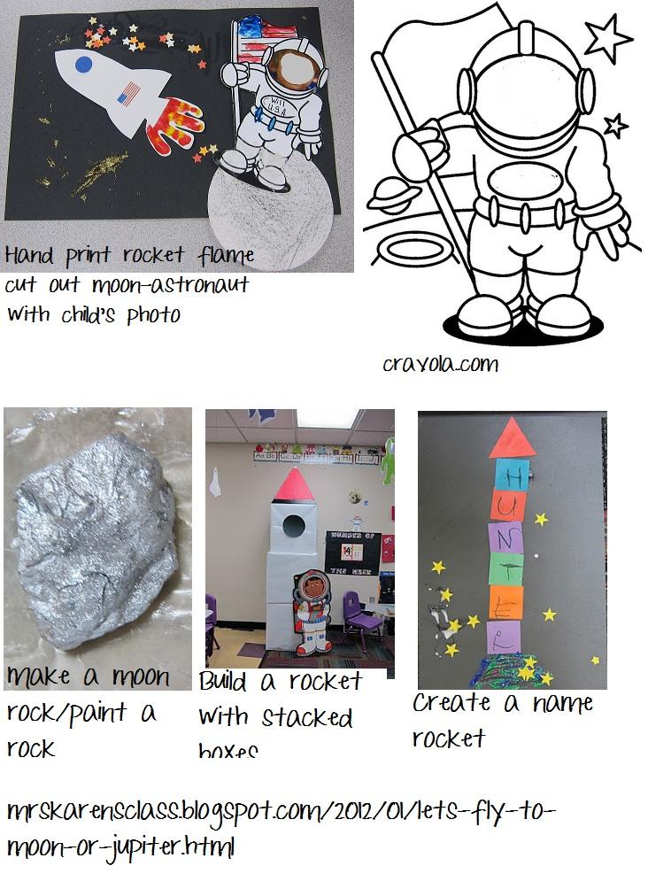 astronaut activities for pre k - photo #9