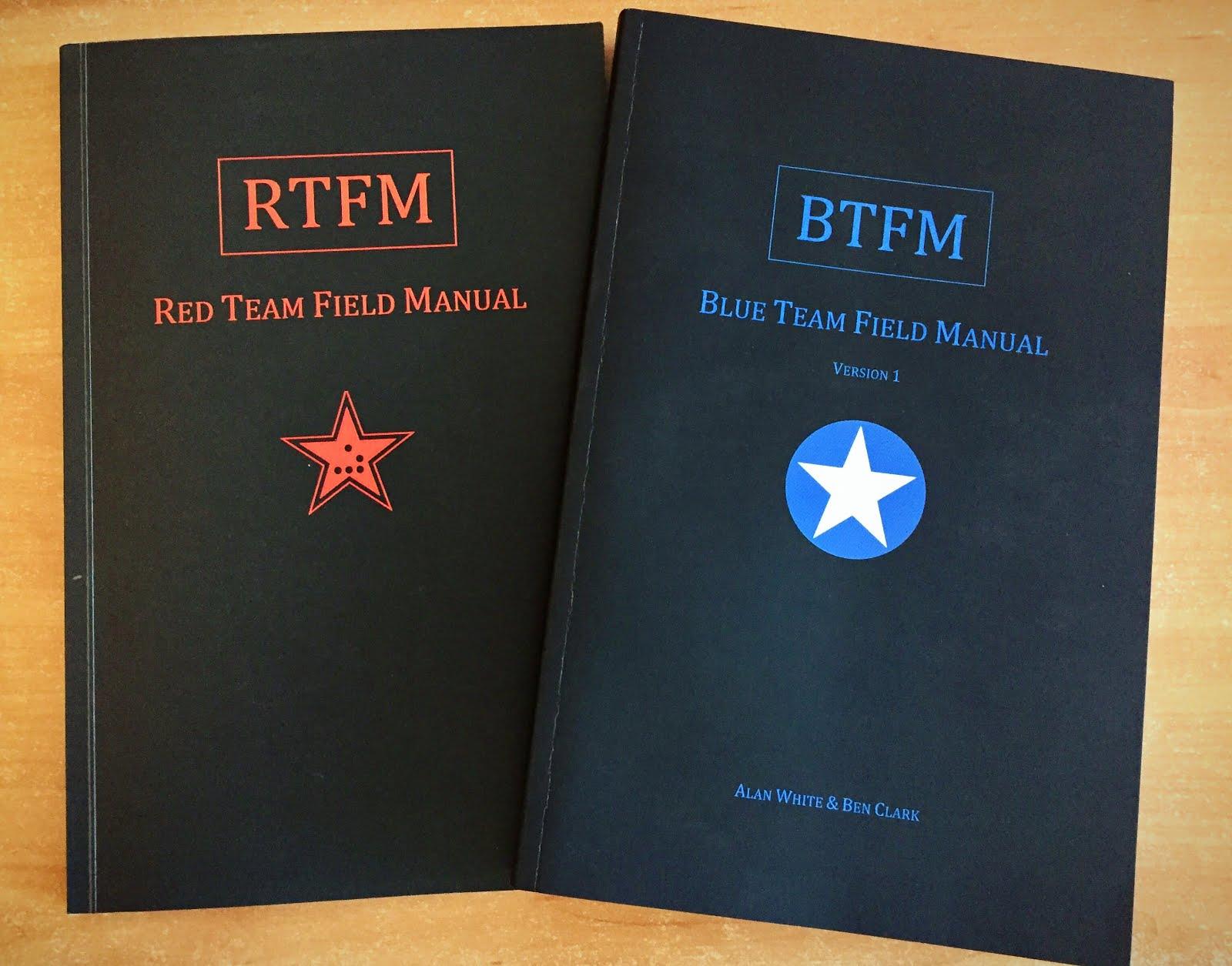 red team field manual pdf
