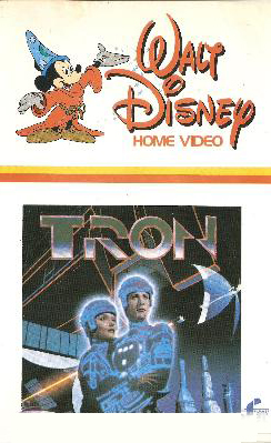 Tron, 1982, Steven Lisberger, Disney, Jeff Bridges, Bruce Boxleitner, David Warner