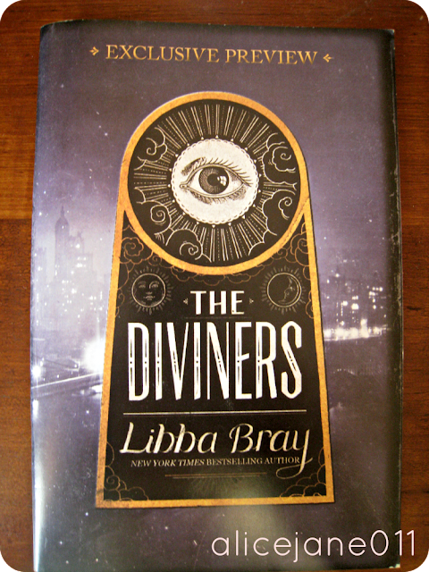 The Diviners by Libba Bray sampler