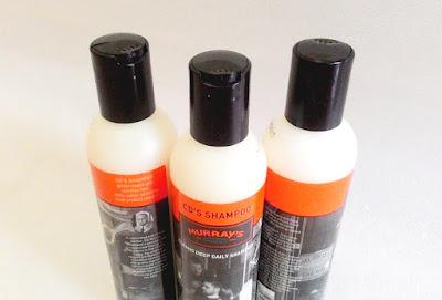 CD'S Shampoo Cleans Deep Daily Shampoo