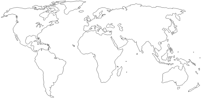 Pz c blank world map cinema aesthetics inflences delimitations worldwide click to enlarge blank gumiabroncs Gallery