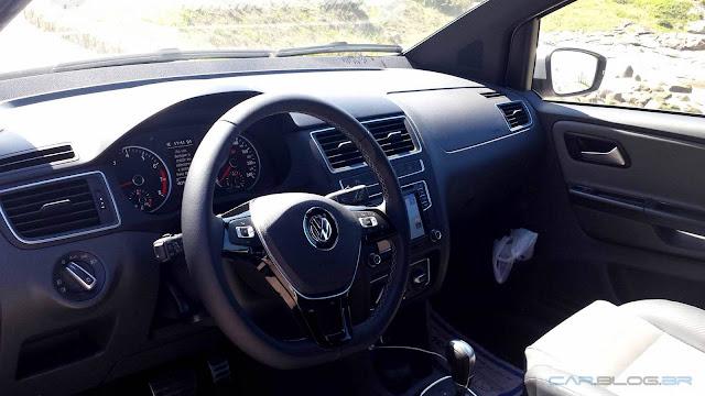 VW CrossFox 2016 I-Motion