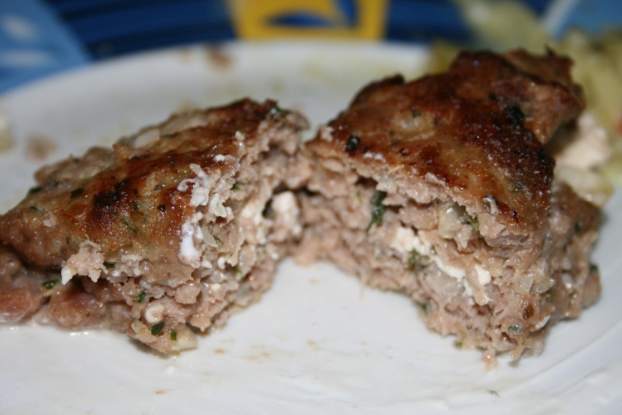 Greek Bifteki Recipe — Dishmaps