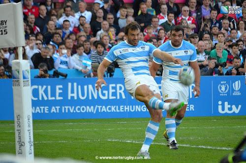 """Argentina pierde """"magia"""" contra Tonga"""