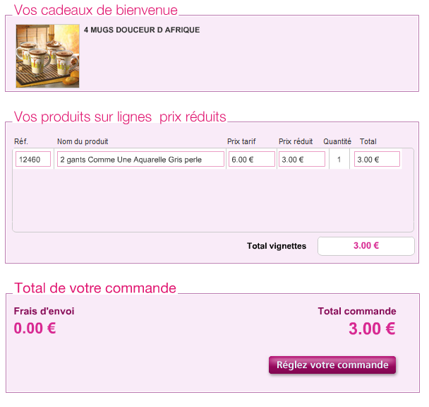 Les bonnes affaires de lacuna fran oise saget 4 mugs en - Code promo amazon frais de port gratuit ...
