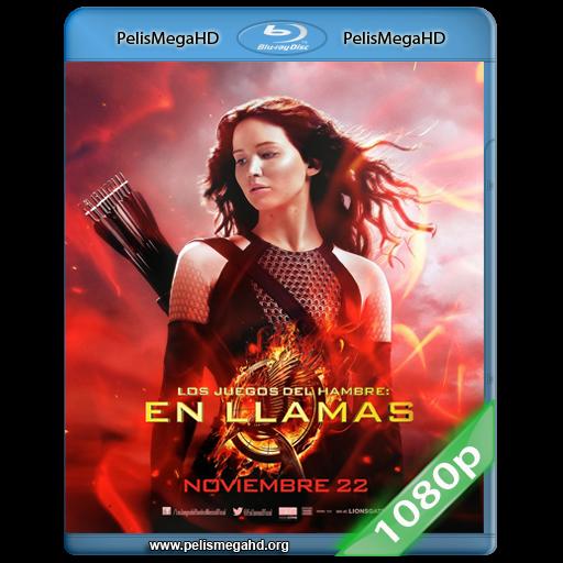 LOS JUEGOS DEL HAMBRE: EN LLAMAS (2013) FULL 1080P HD MKV INGLÉS SUBTITULADO