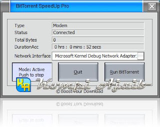 Download BitTorrent SpeedUp Pro 2013