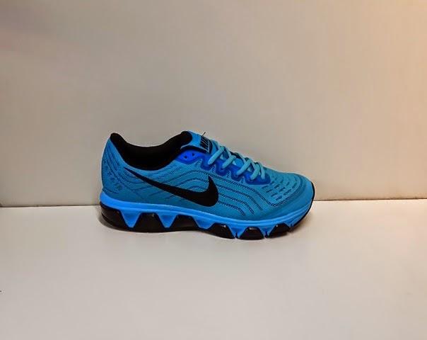 Nike Air Max Tailwind 6 biru lis hitam,Nike Air Max murah.