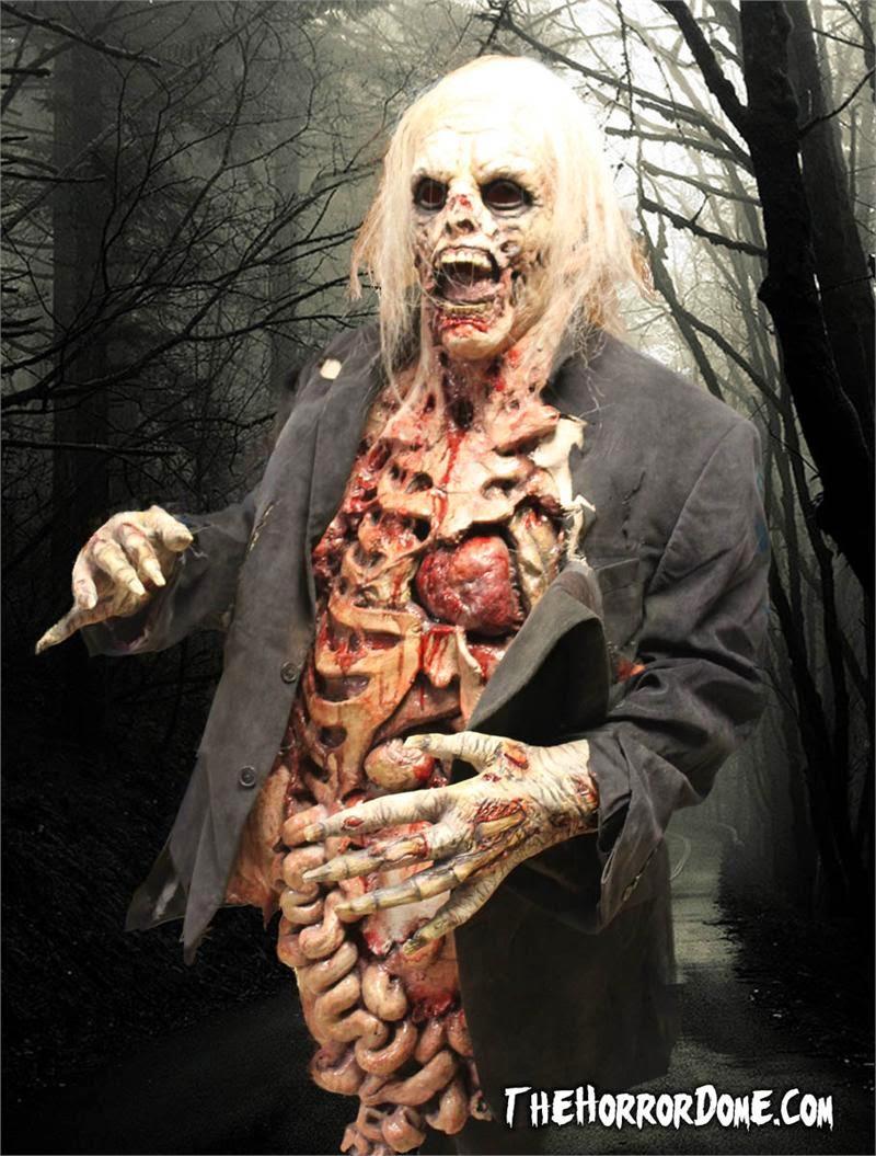 Professional Halloween Zombie Costume | Spicytec