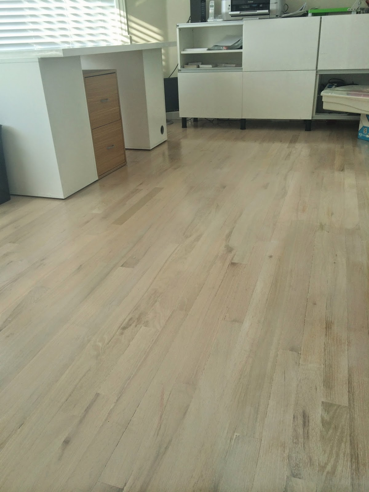 entryway floors in oak hardwood on floor products process room stain and partial red adventures staining music blonde my