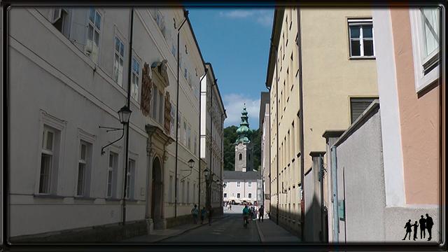 Kapitelgasse, Salzbourg