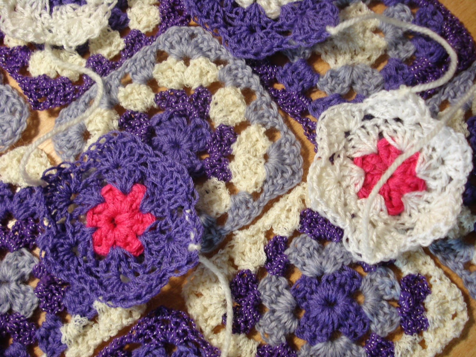 Вязание украшение для интерьера