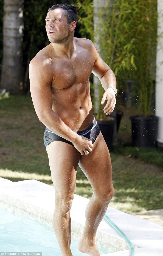 hot Mark wright