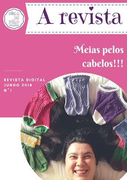 """""""Bola de Pêlo Criações - A Revista"""" - nº 1"""