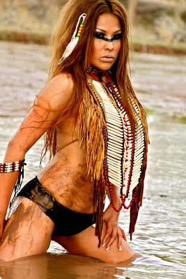 full blooded navajo girls naked