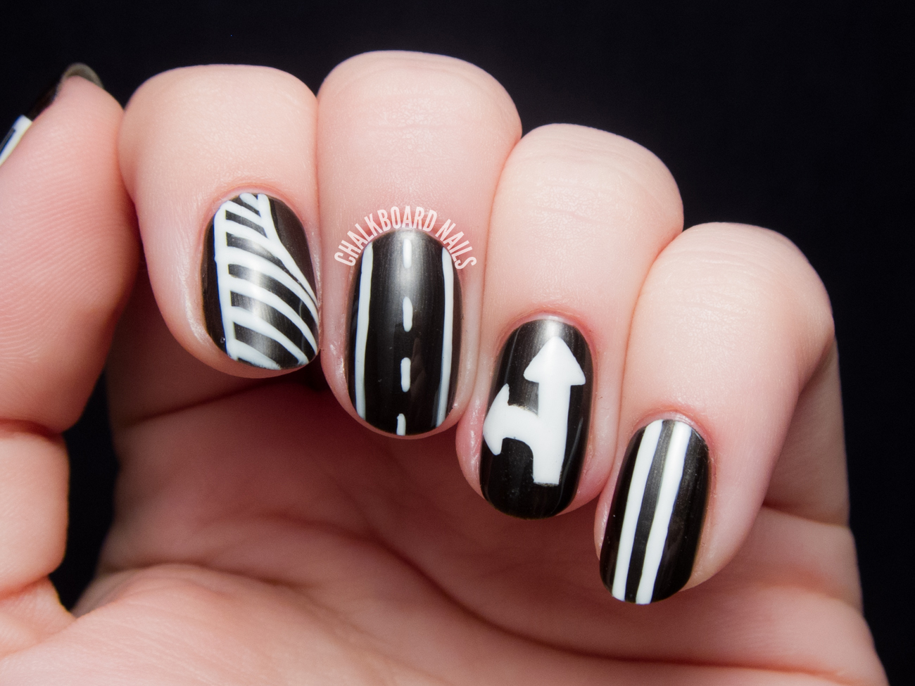 I Think This Nail Art Would Be Super Cute For Someone Just Learning To Drive Or If You Re Getting A New Car Are By Some Small Chance