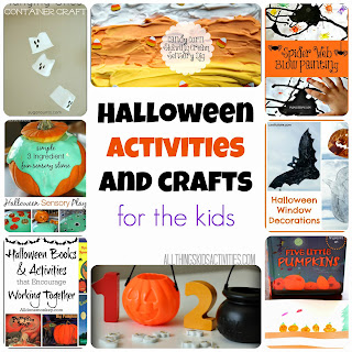 Halloween Activities and Crafts for the Kids