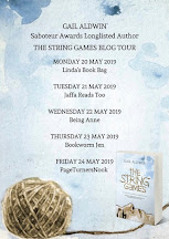 The String Games Blog Tour