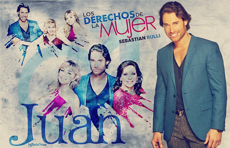 Sebastián Rulli es Juan