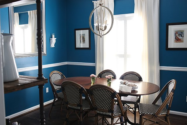 Better ther: Living Room and Dining Room - How It All Came ther on