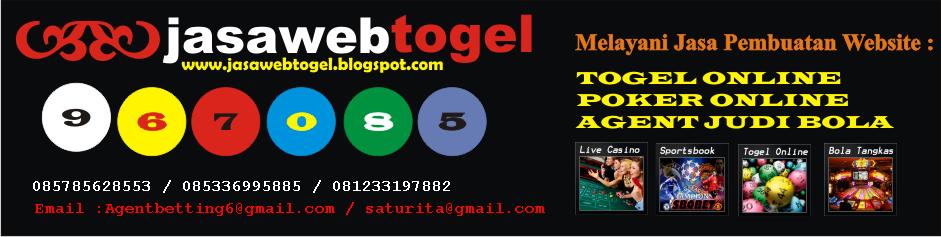 Jasa Pembuatan Website Togel