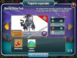 imagen de la oferta especial del monster lostyghost