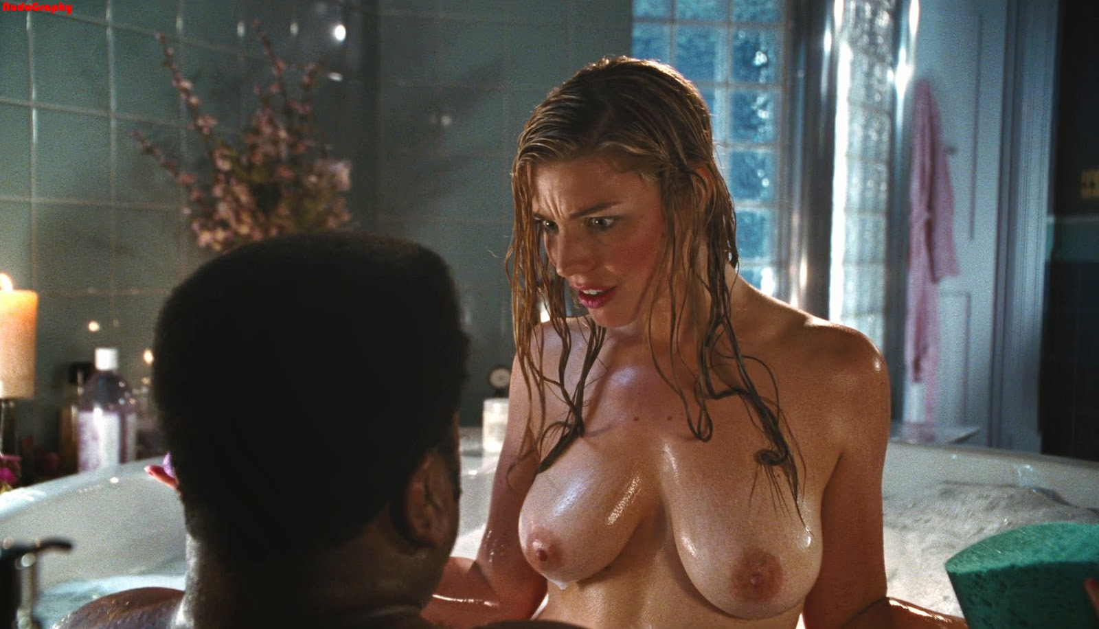 Jessica Pare Hot Tub Time Machine