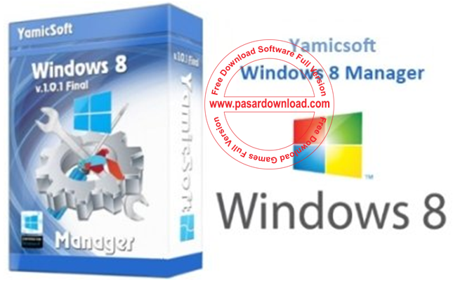 Download Windows 8 Manager 2.0.9 Full Keygen