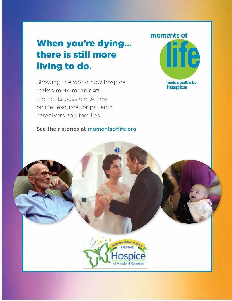 National Hospice Month - November 2014