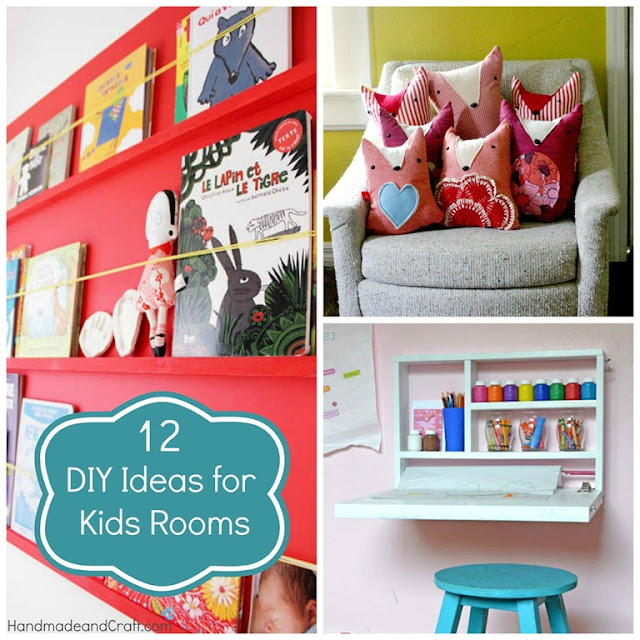 Wall Decor Ideas For Kids Bedroom