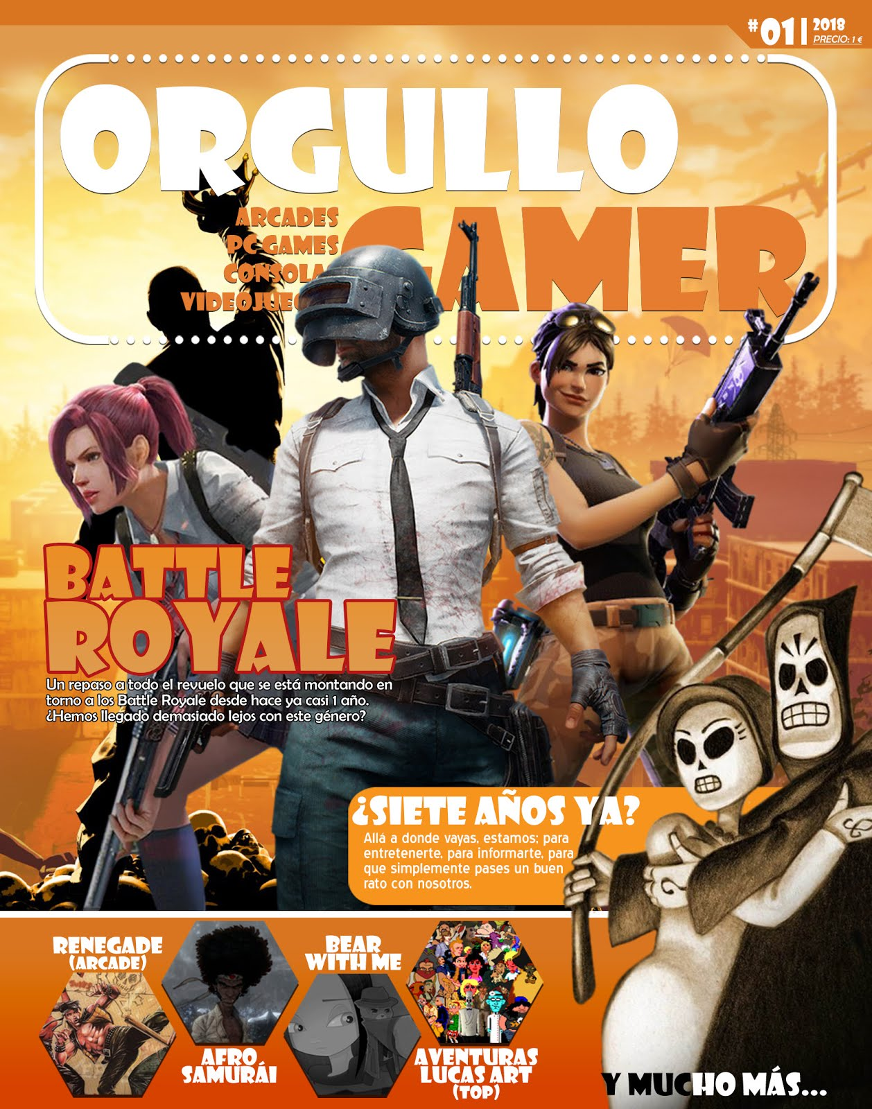 Revista Orgullogamer