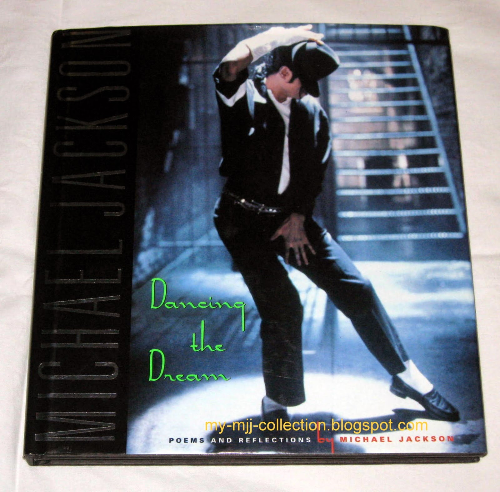 Michael Jackson - Dancing The Dream: Poems And Reflections ...