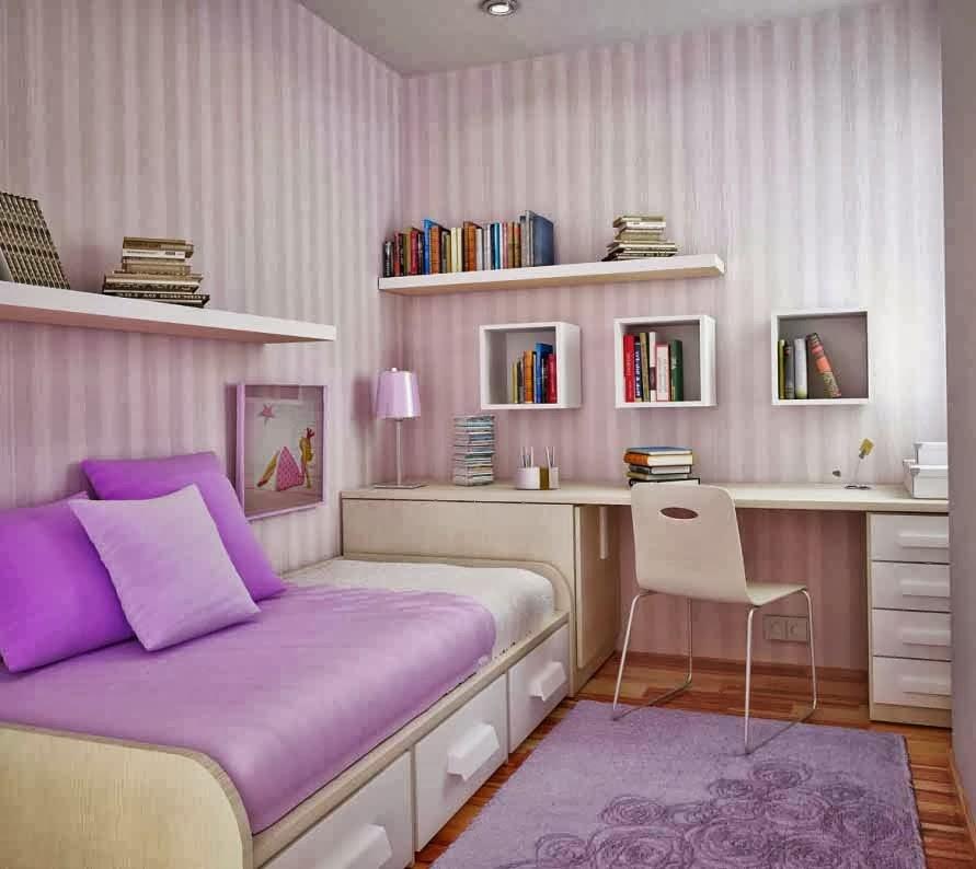 contoh desain rumah untuk 5 ide keren kamar anak perempuan