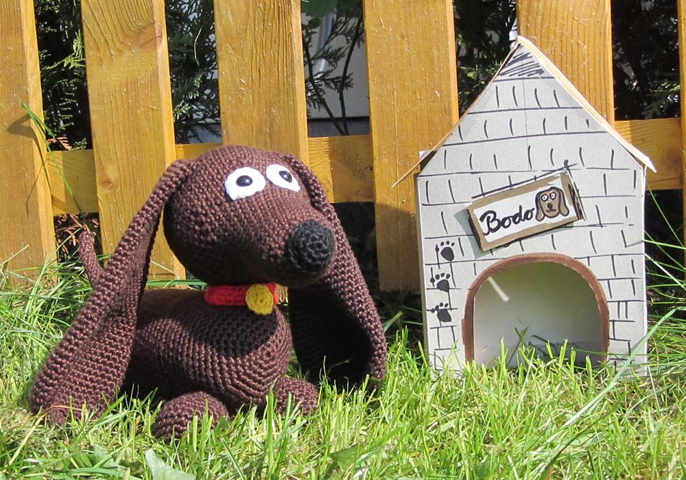 Crochet & Knitting Stitch: Dackel Bodo