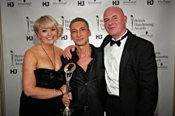 Winners announced for 27th British Hairdressing Awards