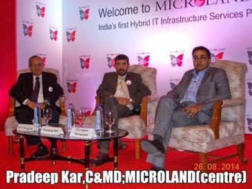 #Microland Marks 25th Anniversary