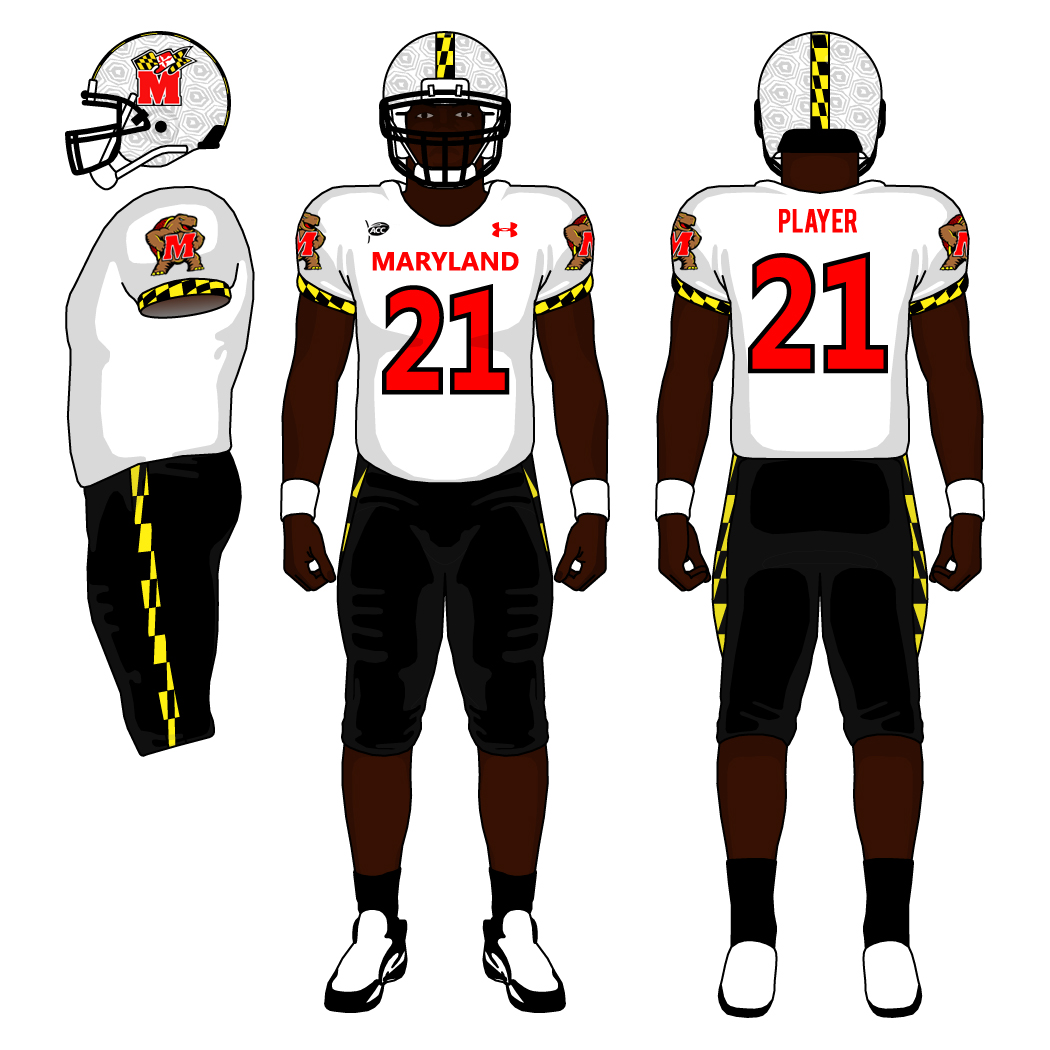 Sunday  September 11  2011Under Armour Football Uniform Template