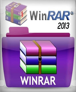 4 WinRAR 5 2013 + Crack Serial
