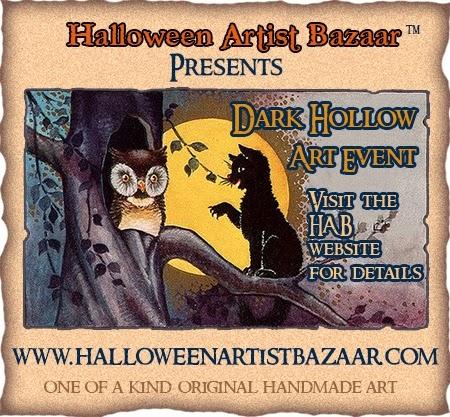 Dark Hollow Art Event