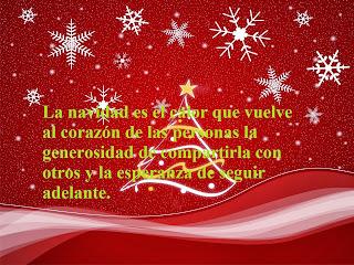 Frases De Navidad: La Navidad Es El Calor Que Vuelve Al Corazón