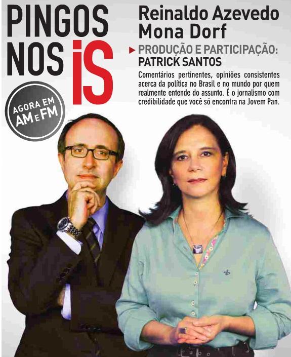 Reinaldo Aazevedo - Os Pingos nos is